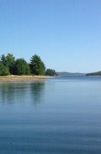 The Still Waters of the Quabbin Reservoir