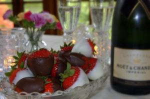 Champagne --America's Celebretory Beverage!